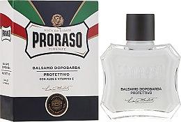 Парфюмерия и Козметика Балсам за след бръснене с алое и витамин Е - Proraso Blue Line After Shave Balm Super Formula