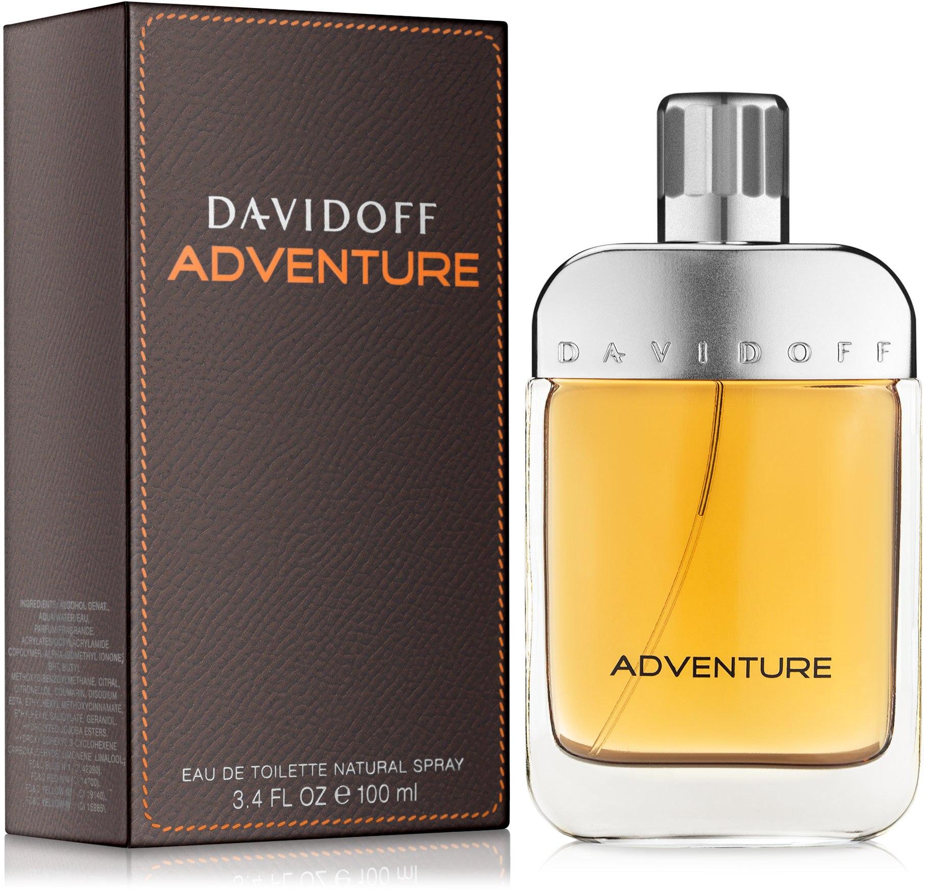 Davidoff Adventure - Тоалетна вода — снимка 50 ml