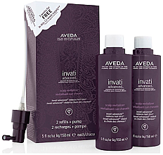 Парфюмерия и Козметика Комплект спрейове за коса - Aveda Invati Scalp Revitalizer (spray/2х150ml)