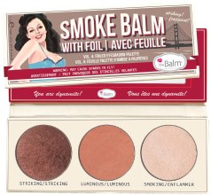 Парфюми, Парфюмерия, козметика Палитра сенки за очи - TheBalm Smoke Balm Vol. 4 Foiled Eyeshadow Palette