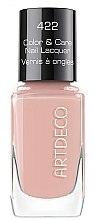 Парфюмерия и Козметика Лак за нокти - Artdeco Color & Care Nail Lacquer