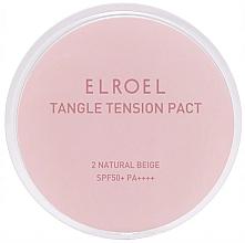Парфюмерия и Козметика Матираща основа за мазна кожа - Elroel Tangle Tension Pact SPF 50+/PA ++++