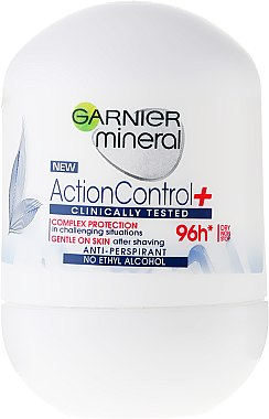 Дезодорант - Garnier Mineral Action Control Clinical Rulldeodorant