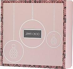 Парфюмерия и Козметика Jimmy Choo Eau de Parfum - Комплект (парф. вода/60ml + лосион за тяло/100ml)