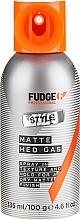 Парфюмерия и Козметика Фиксиращ, матов спрей - Fudge Matte Hed Gas Mattes Spray