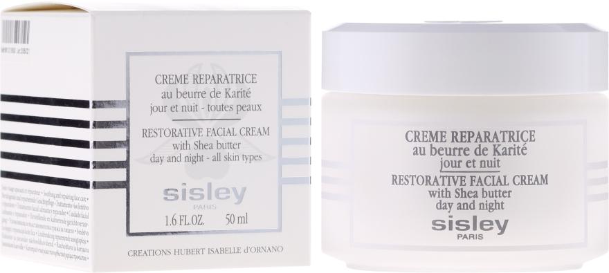 Възстановяващ крем за лице - Sisley Botanical Restorative Facial Cream With Shea Butter — снимка N1