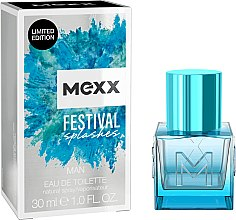 Парфюмерия и Козметика Mexx Festival Splashes Man - Тоалетна вода