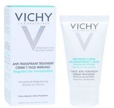 Парфюми, Парфюмерия, козметика Крем дезодорант - Vichy 7 Day