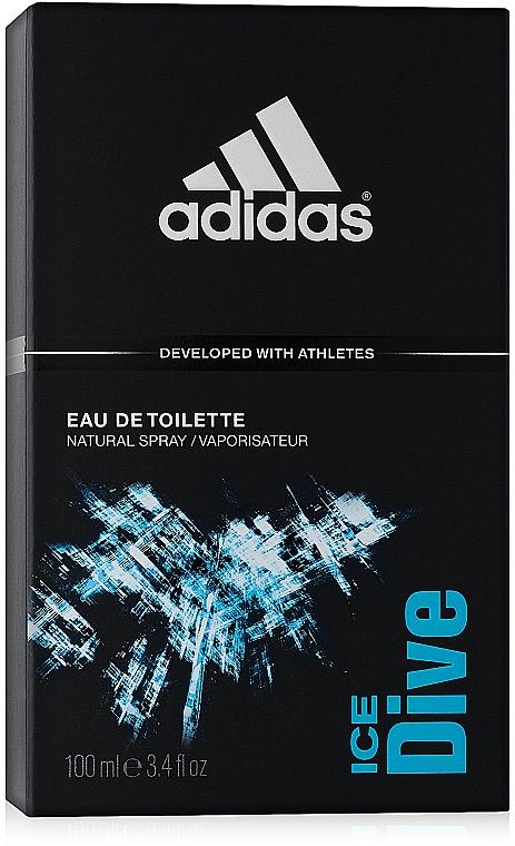 Adidas Ice Dive - Тоалетна вода — снимка N3