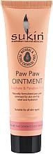 Парфюми, Парфюмерия, козметика Универсален мехлем - Sukin Paw Paw Ointment