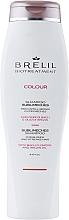 Парфюмерия и Козметика Шампоан неутрализиращ жълти оттенъци на светла коса - Brelil Bio Treatment Colour Sublimeches Shampoo