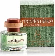Парфюмерия и Козметика Mediterraneo Antonio Banderas - Тоалетна вода