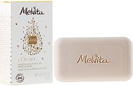 Сапун за лице и тяло - Melvita L'Or Bio Soap — снимка N1