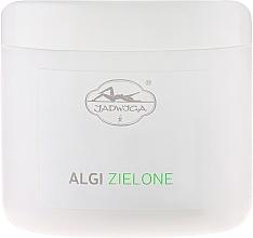 Парфюмерия и Козметика Себорегулираща зелена алгинатна маска за лице - Jadwiga Saipan Algi Zielone
