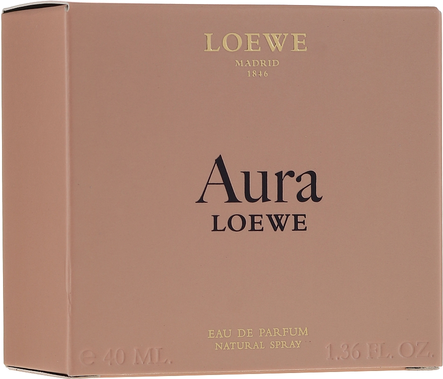 Loewe Aura - Парфюмна вода