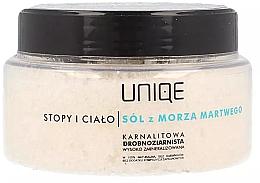 Парфюмерия и Козметика Сол от Мъртво море - Silcare Quin Dead Sea Salt