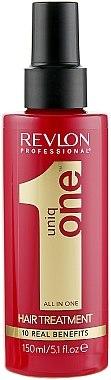 Маска-спрей за всеки тип коса - Revlon Professional Uniq One All In One Hair Treatment — снимка N2