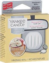 Парфюмерия и Козметика Ароматизатор за кола (пълнител) - Yankee Candle Charming Scents Refill Vanilla Cupcake