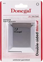 """Парфюмерия и Козметика Компактно огледалце, двустранно с метална рамка """"S-Attra"""" - Donegal Mirror"""