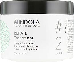 Парфюмерия и Козметика Възстановяваща маска за коса - Indola Innova Repair Treatment