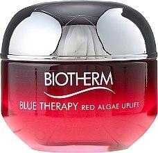 Парфюми, Парфюмерия, козметика Лифтинг крем за лице с червени водорасли - Biotherm Blue Therapy Red Algae Lift Cream (тестер)