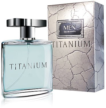 Vittorio Bellucci Titanium Men - Тоалетна вода