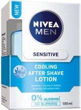 Парфюмерия и Козметика Охлаждащ афтършейв - Nivea Men Sensitive Cooling After Shave Lotion