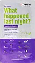 Парфюми, Парфюмерия, козметика Маска за лице - Leaders Daily Wonders After Party Mask