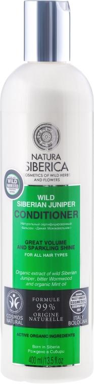 "Балсам за всеки тип коса ""Дива хвойна"" - Natura Siberica Cosmos Natural — снимка N1"