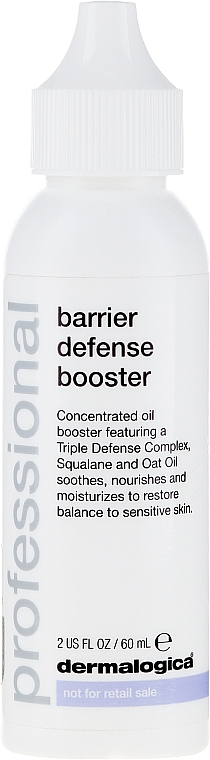 Успокояващ бустер за лице - Dermalogica Ultra Calming Barrier Defense Booster — снимка N3
