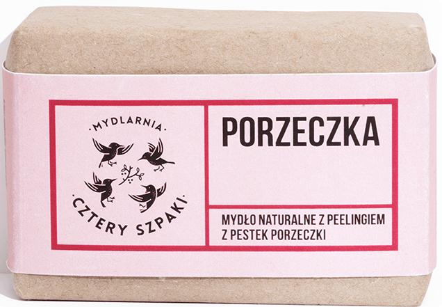 Натурален сапун с френско грозде - Cztery Szpaki — снимка N1