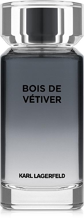 Karl Lagerfeld Bois De Vetiver - Тоалетна вода