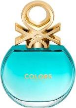 Парфюмерия и Козметика Benetton Colors de Benetton Blue - Тоалетна вода (тестер с капачка)