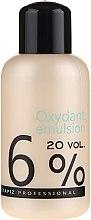 Парфюмерия и Козметика Водороден пероксид на крем 6% - Stapiz Professional Oxydant Emulsion 20 Vol