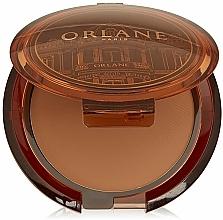 Парфюмерия и Козметика Компактна пудра-основа за лице - Orlane Compact Foundation SPF 50 Sun Glow Sunscreen