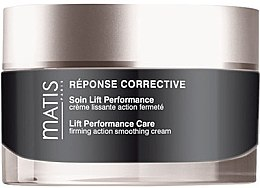 Парфюмерия и Козметика Подсилващ крем с лифтинг ефект - Matis Reponse Corrective Lift Performance Care