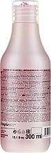 Шампоан за руса коса с розов нюанс - Stapiz Sleek Line Blush Blond Shampoo — снимка N2