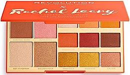 Парфюмерия и Козметика Палитра за грим - Makeup Revolution x Rachel Leary Goddess On The Go