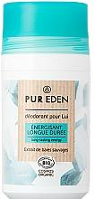 Парфюмерия и Козметика Рол-он дезодорант за мъже - Pur Eden Long Lasting Energizer Deodorant
