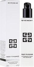 Парфюми, Парфюмерия, козметика Мляко за почистване на грим - Givenchy Ready-to-Cleanse Lait Demauillant Fresh Cleansing Milk
