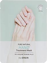 Парфюмерия и Козметика Маска за ръце - The Saem Pure Natural Hand Treatment Mask