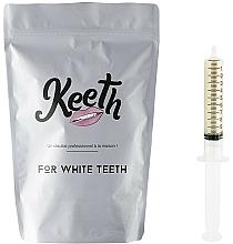 """Парфюмерия и Козметика Комплект пълнители за избелване на зъби """"Кокос"""" - Keeth Coconut Refill Pack"""