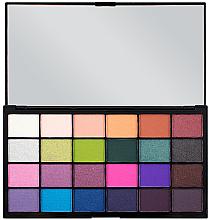 Парфюми, Парфюмерия, козметика Палитра сенки за очи - Makeup Revolution Life On The Dancefloor Sparklers Eyeshadow Palette