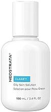 Парфюмерия и Козметика Почистващ разтвор за лице за мазна кожа - Neostrata Oily Skin Solution