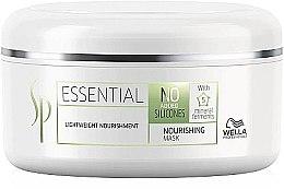 Парфюми, Парфюмерия, козметика Подхранваща маска за коса - Wella SP Essential Nourishing Mask