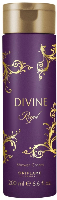Oriflame Divine Royal - Душ крем — снимка N1