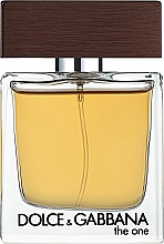 Парфюмерия и Козметика Dolce & Gabbana The One for Men - Тоалетна вода (тестер с капачка)