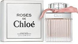 Парфюми, Парфюмерия, козметика Chloe Roses De Chloe - Тоалетна вода (тестер с капачка)