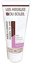 Парфюми, Парфюмерия, козметика Розова козметична глина в туба - Les Argiles du Soleil Pink Clay Superfine