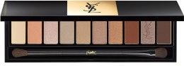 Парфюми, Парфюмерия, козметика Палитра сенки - Yves Saint Laurent Couture Variation 10-color Eye Palette